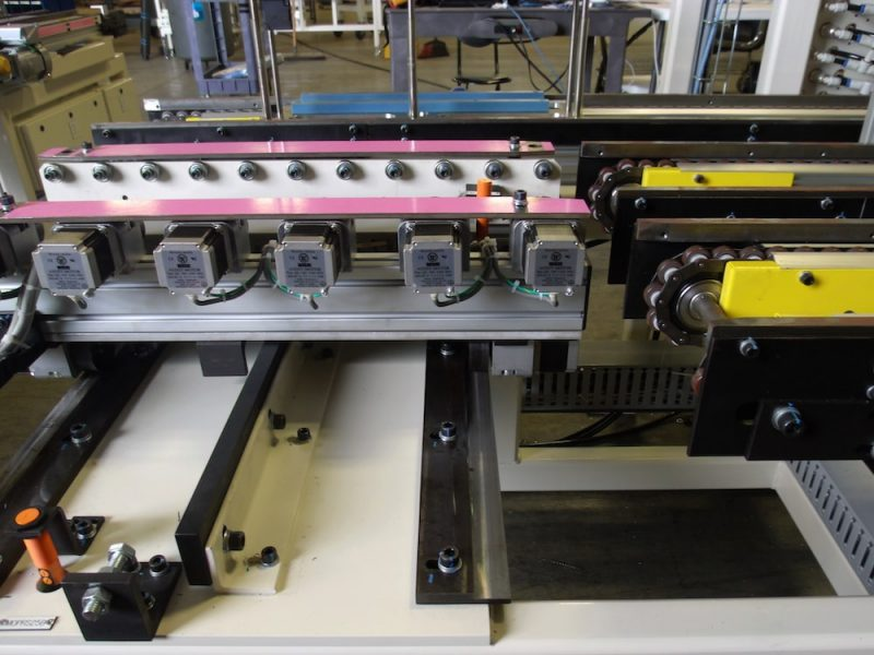 AES Piston Assembly Conveyor GEDC4480