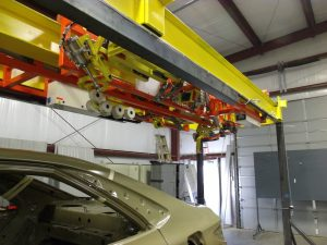 Action Equipment Solutions Hood Lifter GEDC1072