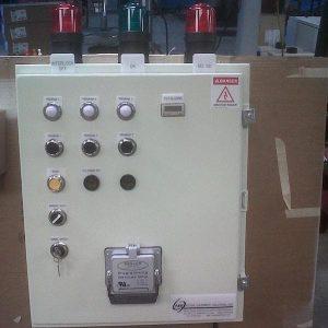 Toyota Global Pokeyoke AES Control Panel