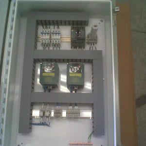 VFD Fan Control AES Control Panel