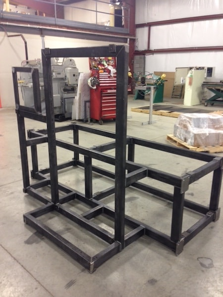 Frame Weldment