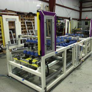 Hub Raw Material Conveyor