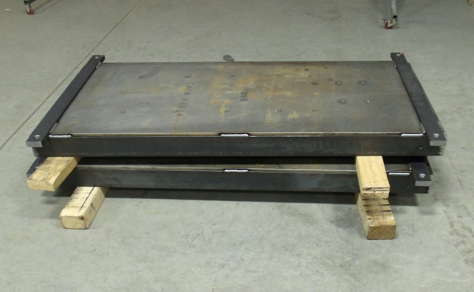 Lifter Base Weldment