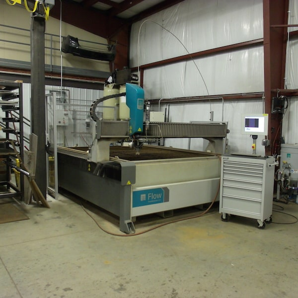 Waterjet Machining Services Georgetown KY